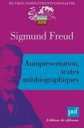 Autoprésentation, textes autobiographiques