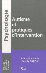 Autisme et pratiques d'intervention