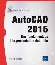 La couverture et les autres extraits de AutoCAD 2016