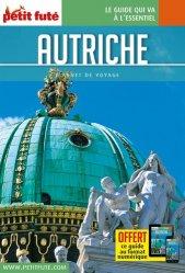 La couverture et les autres extraits de Autriche. Edition 2018-2019. Avec 1 Plan détachable