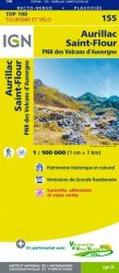 La couverture et les autres extraits de Auvergne, Auvergne-Rhône-Alpes. 1/200 000 - indéchirable, Edition 2019