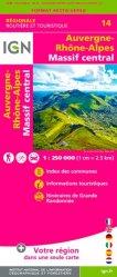 La couverture et les autres extraits de Centre-Val de Loire. 1/250 000