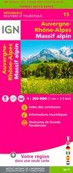 La couverture et les autres extraits de Nouvelle-Aquitaine, Limousin Poitou. 1/250 000