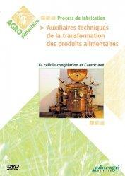 Auxiliaires techniques de la transformation des produits alimentaires