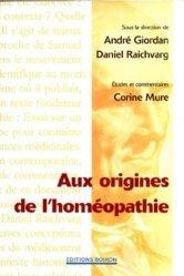 Aux origines de l'homéopathie