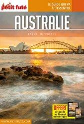 La couverture et les autres extraits de Petit Futé Australie. Edition 2019