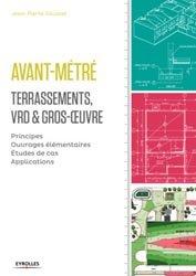 Avant-métré - Terrassements, VRD et gros-oeuvre