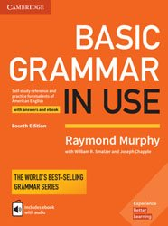 Basic Grammar in Use - Student's Book with Answers and Interactive eBook