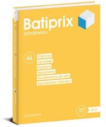Batiprix 2015 Volume 5