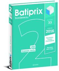 La couverture et les autres extraits de Batiprix 2017 Volume 3