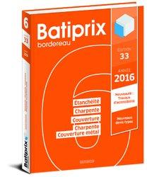 La couverture et les autres extraits de Batiprix 2017  Volume 8