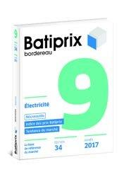 Batiprix 2017 Volume 9