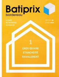 La couverture et les autres extraits de Batiprix 2020 Volume 2