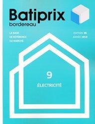 La couverture et les autres extraits de Batiprix 2020