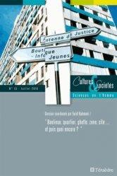 Banlieue, quartier, ghetto, zone, cité... et puis quoi encore