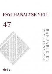 Barbarie et psychanalyse
