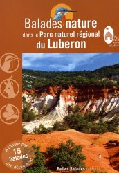 La couverture et les autres extraits de Balades nature dans le parc naturel régional du Lubéron