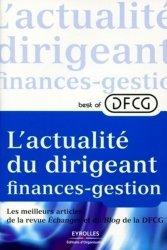 Best of DFCG L'actualité du dirigeant finances-gestion
