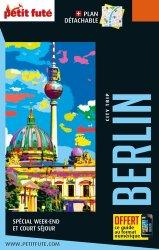 La couverture et les autres extraits de Berlin. Edition 2019-2020. Avec 1 Plan détachable