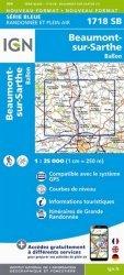 La couverture et les autres extraits de Pays de la Loire. 1/200 000, Edition 2017