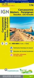 La couverture et les autres extraits de France Sud-Ouest. 1/320 000, Edition 2019
