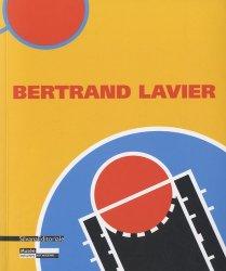 Bertrand Lavier. Edition bilingue français-anglais