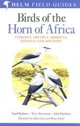 Birds of the Horn of Africa : Ethiopia, Eritrea, Djibouti, Somalia and Socotra