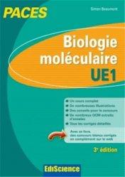 Biologie moléculaire - UE1