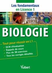 La couverture et les autres extraits de Éléments de biologie cellulaire