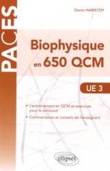 La couverture et les autres extraits de La biologie cellulaire en 1001 QCM et QROC