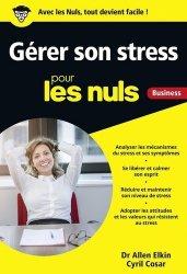 Bien gérer son stress pour les nuls business
