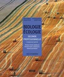 Biologie Écologie Seconde professionnelle Enseignement agricole