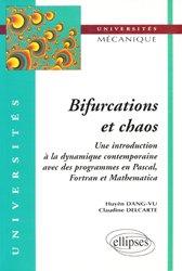 Bifurcations et chaos