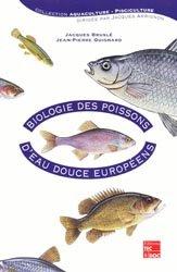 Biologie des poissons d'eau douce européens