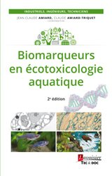 Biomarqueurs en ecotoxicologie aquatique
