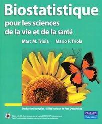 Biostatistique pour les sciences de la vie et de la santé