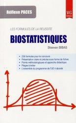 La couverture et les autres extraits de Biostatistiques UE 4