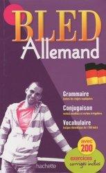 La couverture et les autres extraits de Bled Allemand
