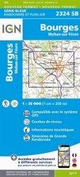 La couverture et les autres extraits de La Roque-Gageac Domme, Gourdon, Vallée de la Dordogne. 1/25 000