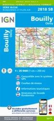 La couverture et les autres extraits de Annecy Thonon-les-Bains Massif du Mont-Blanc. 1/100 000