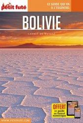 La couverture et les autres extraits de Bolivie. 6e édition