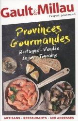 Bretagne, Vendée, Anjou, Touraine
