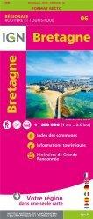 La couverture et les autres extraits de France Nord-Ouest. 1/320 000, Edition 2019