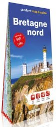 La couverture et les autres extraits de Bretagne sud. Carte guide XL
