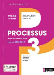 BTS comptabilité-gestion 1ere année Processus