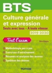 BTS Culture générale et Expression
