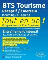 BTS Tourisme Réceptif/Emetteur