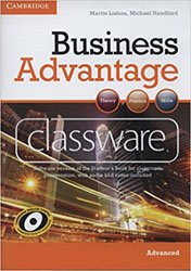 Business Advantage Advanced - Presentation Plus Classware DVD-ROM