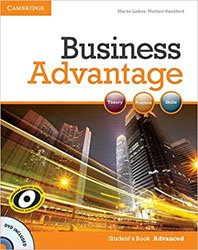 Business Advantage Advanced - Student's Book with DVD