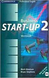 Business Start-Up 2 - Workbook with Audio CD/CD-ROM